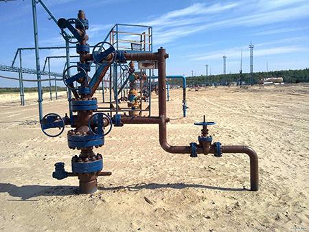 Оборудование газлифтных скважин